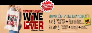 Promo wine lover